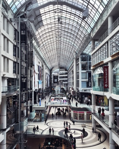 Toronto Eaton's Centre