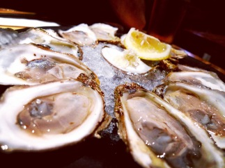 Nome's Oyster Special
