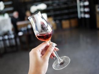 Red Ice Wine