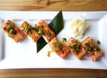 Aburi Salmon - Kinka