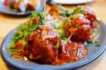 Spanish Meatball