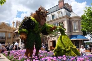 Disney Garden Festival at Epcot
